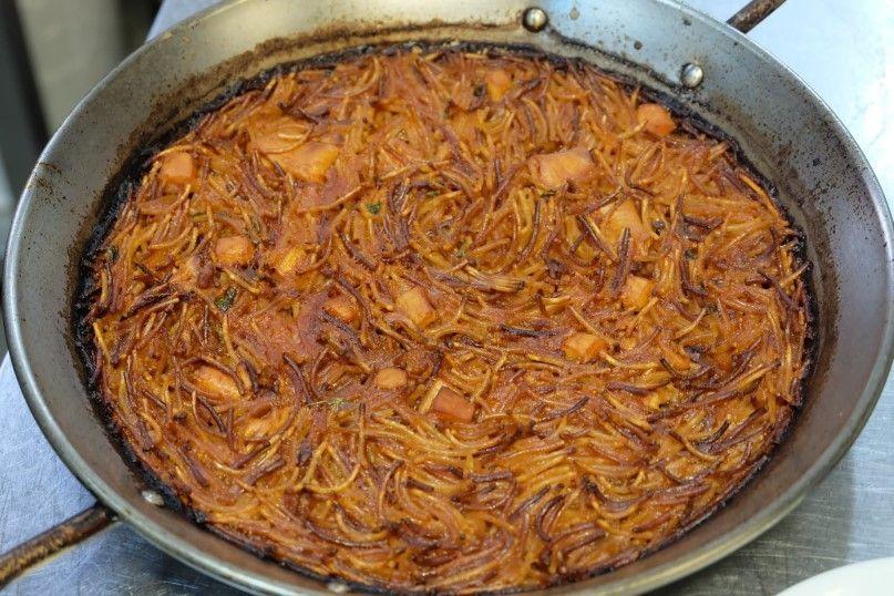 La Marieta de Mollet, restaurante íntimo y acogedor, comida tradicional, menú del día