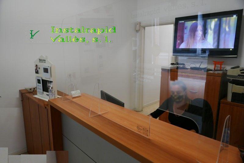 Instalaciones de antenas tv TDT y parabólicas  satélite, Instalrapid Vallès, reparación y mantenimiento