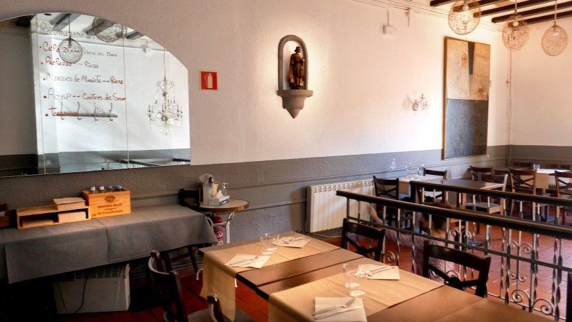 Restaurante para grupos en provincia de Barcelona económico, la Marieta de Mollet del Vallès
