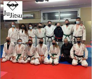 Nuevas clases de Jiu Jitsu en Mollet, Escola d'arts Marcials Hansu