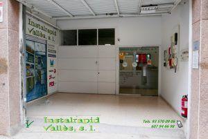 Videoportero ABB Niessen Welcome digital con monitor y wifi Instalrapid Vallès instalador en provincia Barcelona