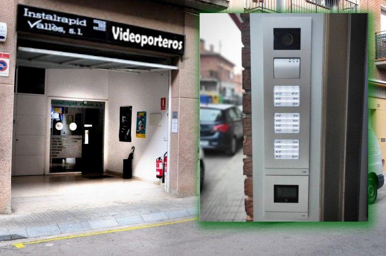 ¿Cuánto vale un vídeo portero? digital ABB Niessen Welcome en provincia de Barcelona por Instalrapid Vallès