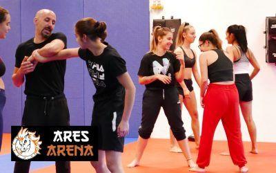 Nuevas clases de Defensa Personal Femenina en Mollet, Ares Arena Pantiquet, tu club de deportes de contacto